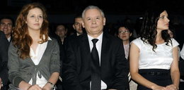 Kim jest piękność u boku Kaczyńskiego? To pani Sylwia!