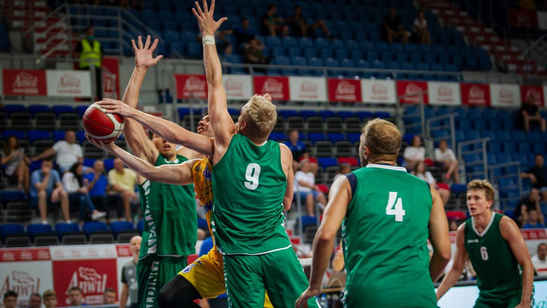 Mecz Stelmet Enea BC Zielona Gora - Asseco Arka Gdynia