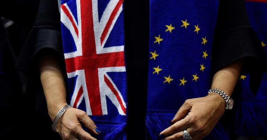 Klamka zapadła. PE poparł umowę o brexicie