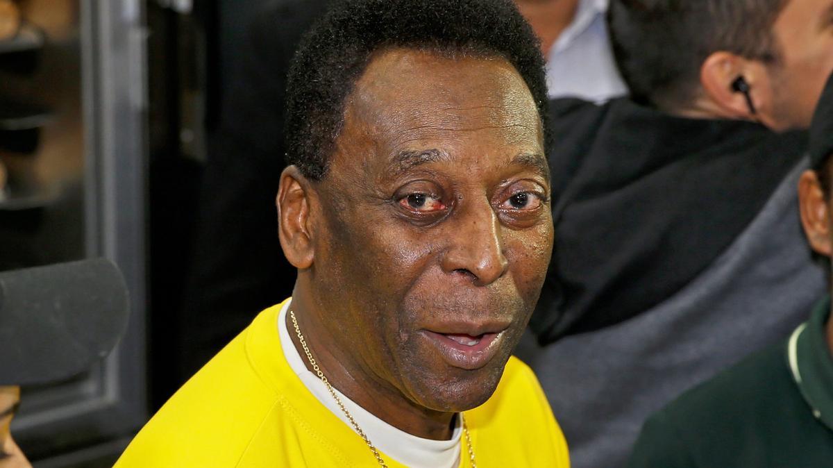 Pelé videóval üzent a kórházból az érte aggódóknak