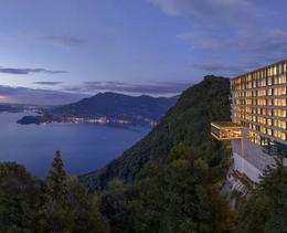 Une vue imprenable depuis le Bürgenstock Resort