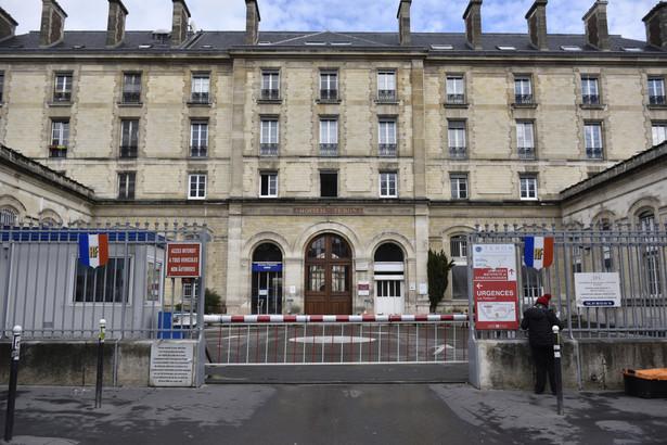 koronawirus Francja