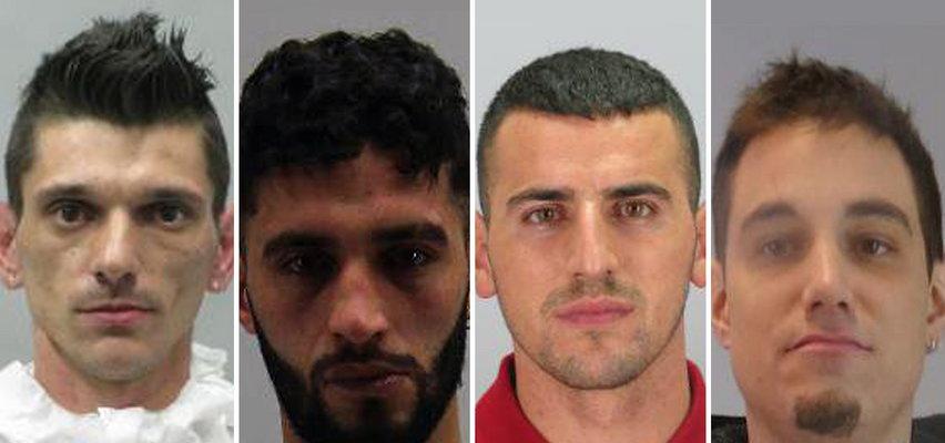 Niemcy: Obława na czterech niebezpiecznych przestępców. Uciekli z psychiatryka