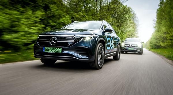 Mercedes EQ Tour
