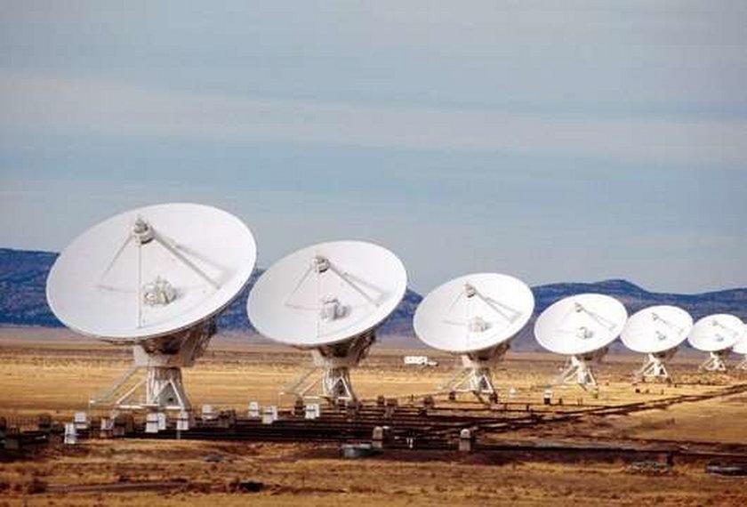 Namierzono kosmitów teleskopami z USA! Szykują inwazję!