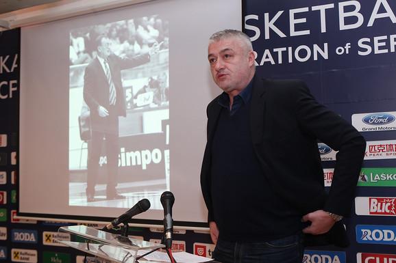 Predrag Danilović se sa suzama u očima oprostio od Boška Đokića