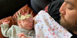 Wielka tragedia byłego zawodnika UFC. Zmarła jego maleńka córeczka