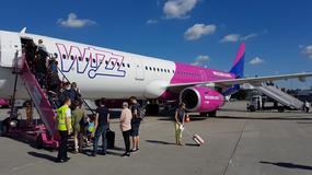 """Wizz Air z usługą """"Elastyczny towarzysz podróży"""""""