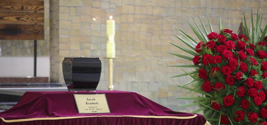 Pogrzeb Jacka Kramka. Rodzina i przyjaciele żegnają trenera personalnego