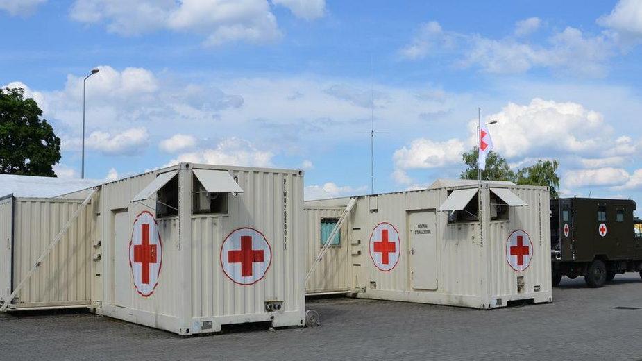 1. Wojskowy Szpital Polowy w Bydgoszczy