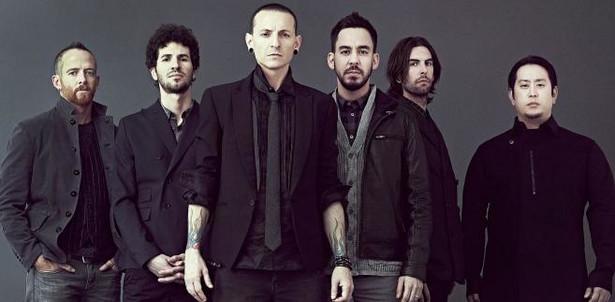 """""""What I've Done"""", """"Numb"""" i """"In the End"""" – m.in. te przeboje zagra w Rybniku amerykański zespół Linkin Park (na zdj.). Koncert na Stadionie Miejskim w najbliższy wtorek. Jako suporty zagrają My Riot oraz The Last Internationale."""