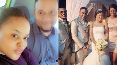 Video of actor Omar Sheriff Captan and new Tanzanian girlfriend leaks (WATCH)