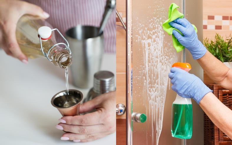 Domowy Płyn Do Czyszczenia łazienki Prosty Przepis Dom
