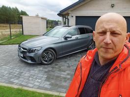 Mercedes C220 d 4Matic - Robert testuje