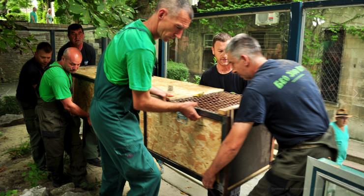 Zoo vrt radnici prinova