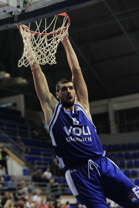 Filip Barović je postigao 13 poena
