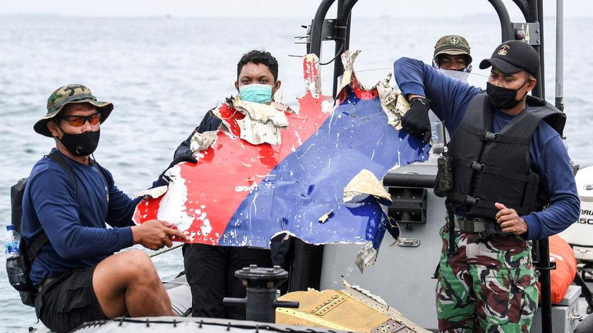 Indonezja. Katastrofa boeinga 737