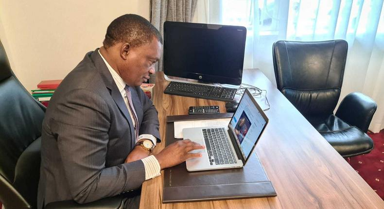 National Assembly Speaker Justin Muturi's campaign promise if elected President