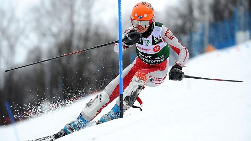 Akademickie mistrzostwa Polski w narciarstwie alpejskim zakończone fot. Szypliński