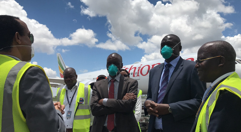 6 million face masks mysteriously go missing at JKIA