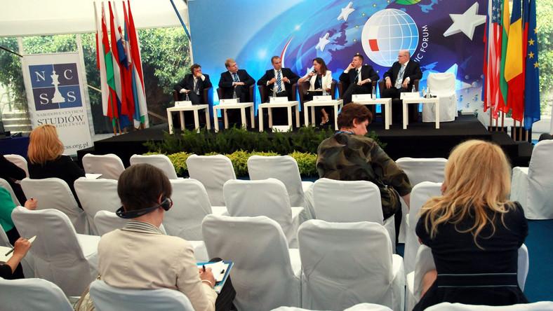 Szczyt ekonomiczny w Krynicy