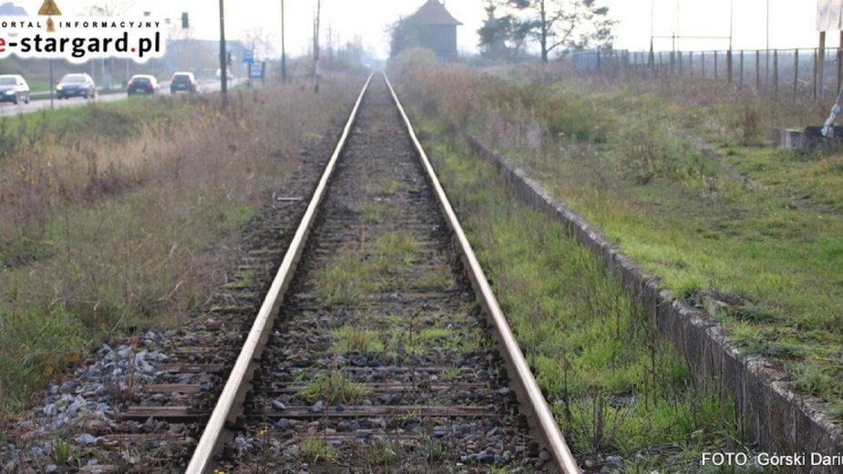 Linia kolejowa Stargard-Pyrzyce jest obecnie zamknięta