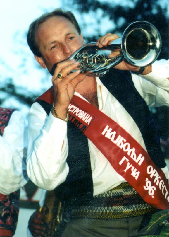 Milovan Mićo Petrović, legendarni trubač, dobija ulicu u Užicu