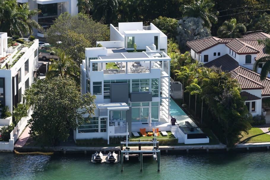 Vila Kajli Džener u Majamiju
