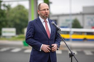 Sąd Okręgowy zwrócił wniosek europosła Adama Bielana