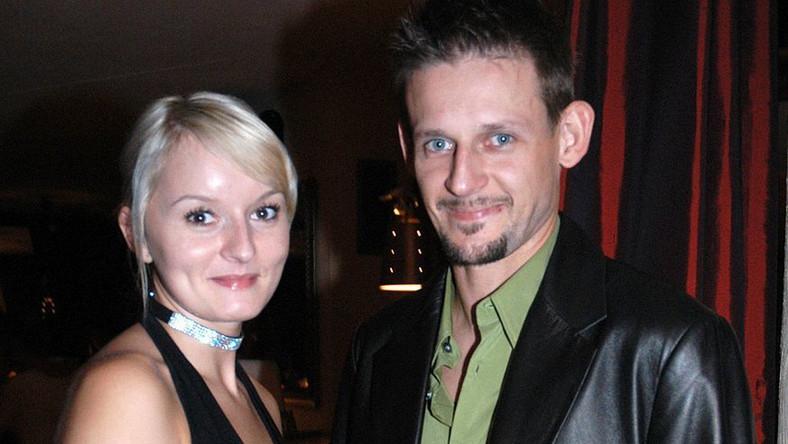 Michał Wójcik i Agnieszka Kałuża