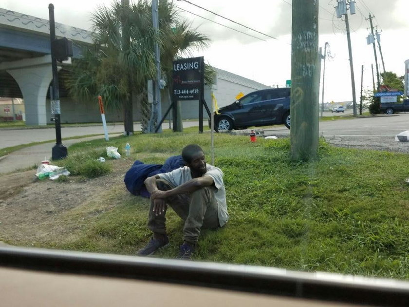 Smutna historia bezdomnego