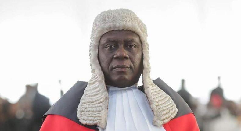 Justice Kwasi Anin Yeboah
