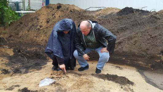 IPN odkrył kolejny wieloosobowy grób