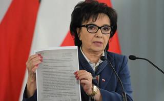 Marszałek Sejmu ogłosiła datę wyborów prezydenckich. Potwierdziły się przypuszczenia