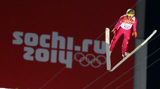 Trener wybrał skład kadry na drużynowy konkurs skoków narciarskich