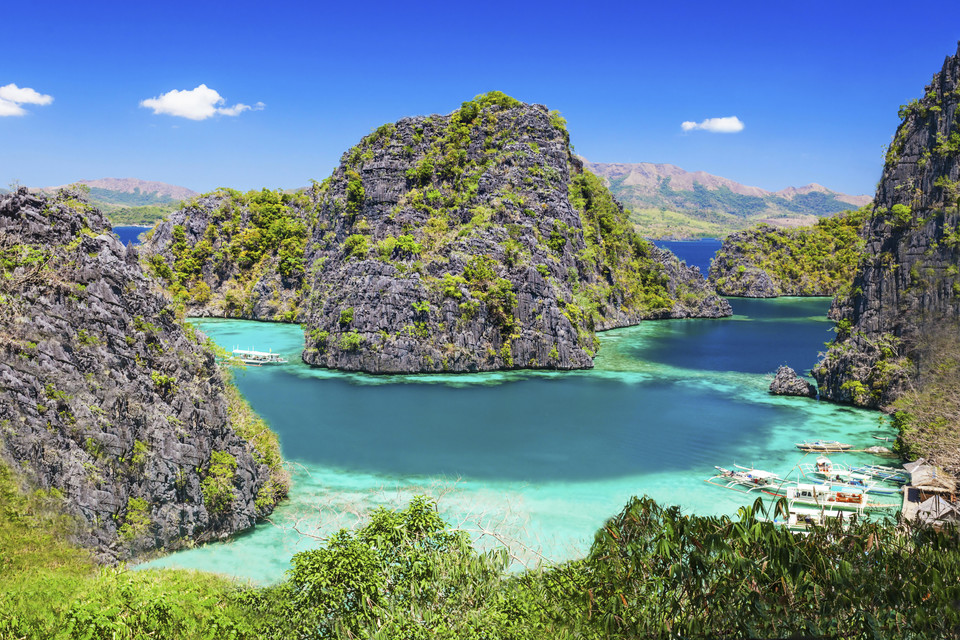 Filipiny - Palawan