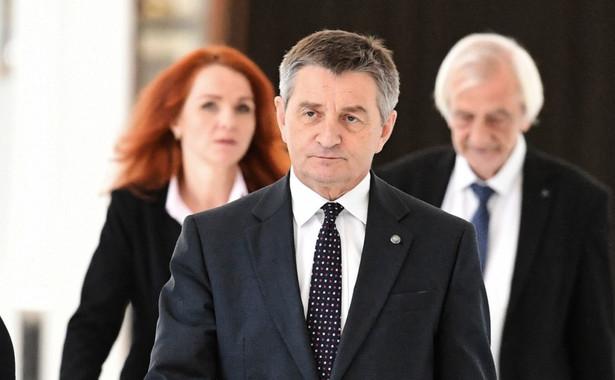 Kuchciński Marek, były marszałek Sejmu