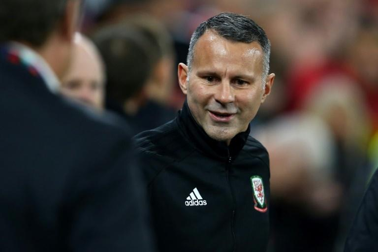 Ryan Giggs is manager of Wales