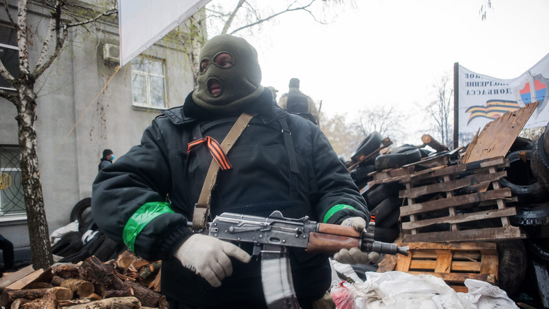 Atak chaosem. Rosja realizuje na Ukrainie strategię carskiego oficera
