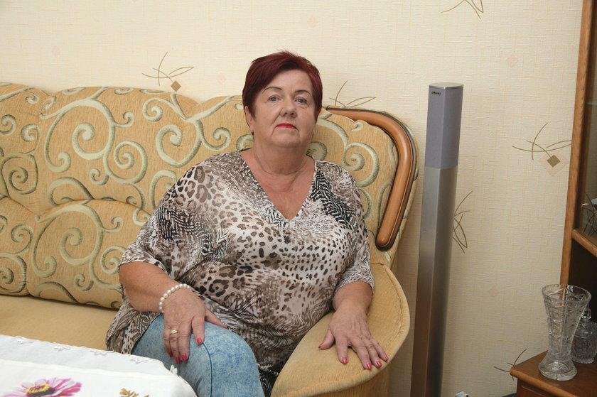 Bożena Jankowska z Wrocławia
