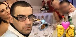 Quebonafide pokazał zdjęcia z wesela znajomych. Bawił się z Natalią Szroeder