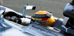 Były zespół Schumachera wyjaśnił drażniącą sprawę