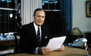 Były prezydent 93-letni George H. W. Bush w szpitalu