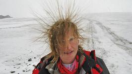 Martyna Wojciechowska: wpadłam w chmurę wyładowania elektrostatycznego