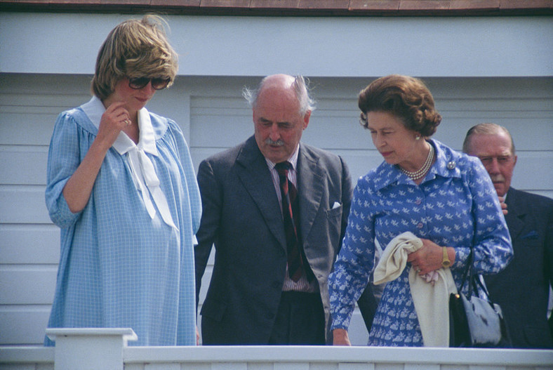 Lady Diana, May 30, 1982 Prince William will be born in three weeks