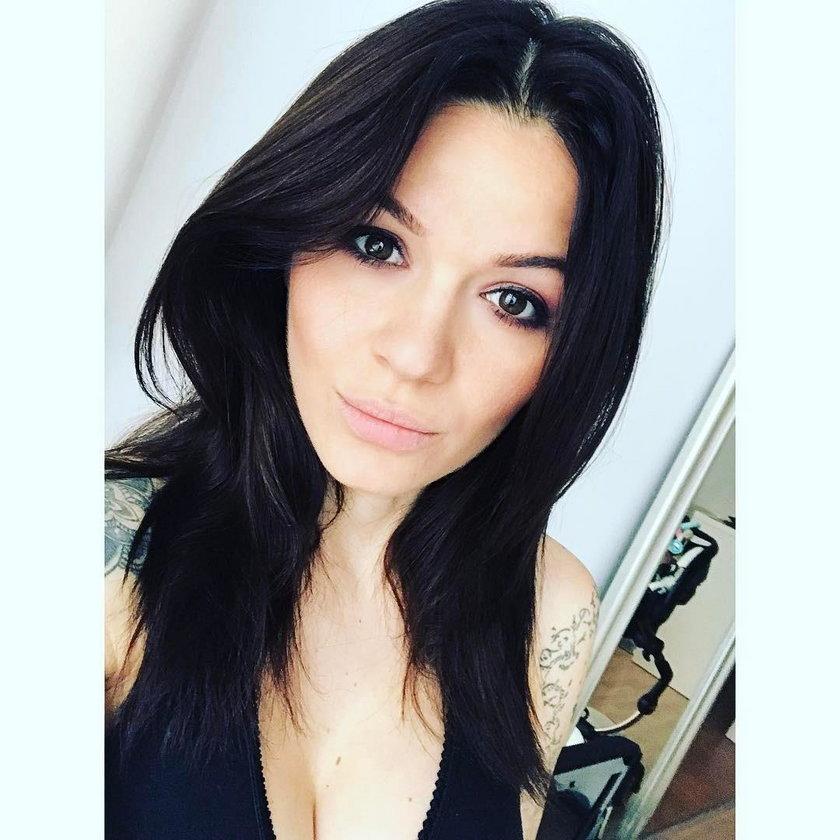 Piękna kobieta ekwadorskiego piłkarza