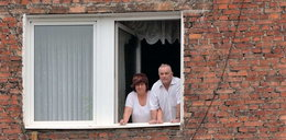 Decyzja urzędników: Zamurować te okna!