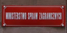 Przeszukają MSZ w sprawie Smoleńska?