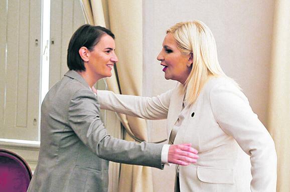 Brnabić i Mihajlović imaju nove razmirice