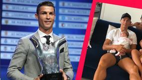 Cristiano Ronaldo pokazał zdjęcie z całą rodziną. Jego dzieci rosną jak na drożdżach!
